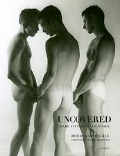 Uncovered by Massengill vtg Male Nude beefcake muscle physique figure study gay