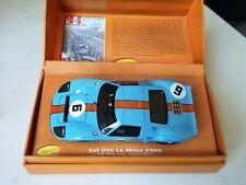 FORD GT40 GULF 24H LE MANS WINNER 1969 SLOT.IT 1/32 CW09