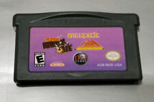 Millipede / Super Breakout / Lunar Lander Nintendo Gameboy Advance Gba Sp Tested
