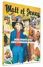 """COFFRET 2 DVD DIGIPACK NEUF """"MATT ET JENNY, LE MEILLEUR"""" série années 70 - 80"""