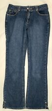 Womens Sliver Jeans Size 30x33 dark wash