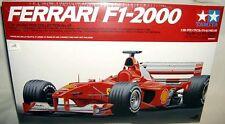 tamiya 1/20 FERRARI F1-2000 MICHAEL SCHUMACHER CLEAR