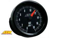 2005 2007 2010  Mustang EGT Gauge 0-1800F with Analog Face 30-5131