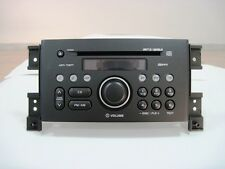 Autoradio originale funzione MP3 per Suzuki Grand Vitara