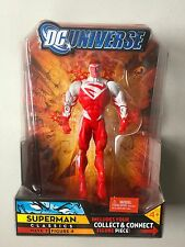 DC Universe Classics RED SUPERMAN VARIANT Figure (DCU Comics)