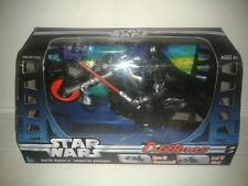 figurines star wars moto customs darth vader neuf BD jeux video games