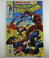 SPIDERMAN SPECTACULAR #202 VOL1 MARV MAXIMUM CARNAGE JULY 1993