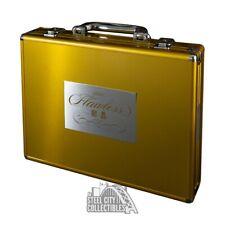 Panini Flawless Empty Gold Brief Case * PLEASE READ *