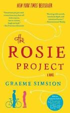 The Rosie Project by Graeme Simsion (2014, Paperback) - EUC and Awesome Book !!!
