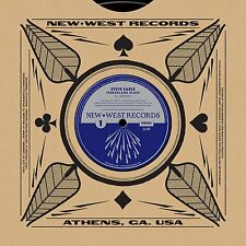 "Steve Earle / Robert Johnson TERRAPLANE BLUES RSD 2015 Vinyl 10"" Single NEW"