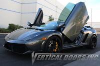 VDI Lamborghini Gallardo 2003-2014 Bolt-On Vertical Lambo Doors /Made in the USA