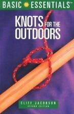 Basic Essentials Knots for the Outdoors, 2nd (Basic Essentials Series)