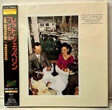 Led Zeppelin 1997 Presence Japan Import CD AMCY-2438