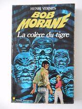 Bob Morane - 125 - La Colère du Tigre - T11 - PM 128 - E.O.