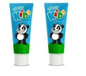 200g Amway Glister Kids Toothpaste 2x 100g Oral Care Cream Free Shipping