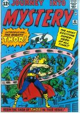 MARVEL COMICS POSTCARD: Journey into Mystery # 83 COVER (Jack Kirby) (USA, 1991)