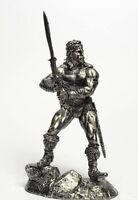 Tin soldier, figure. Conan the barbarian 132 54 mm