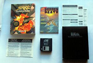 "Strike Commander Origin 1993 3,5"" Disk Version Ovp IBM PC Ms-Dos"