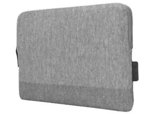 Funda de portátil para Apple MacBook 15' Targus CityLite,. Minimalista. Gris