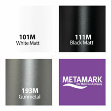 Metamark M7 Plotter-folie matt | Klebe-folie | Möbel-folie 7 Jahre Haltbarkeit