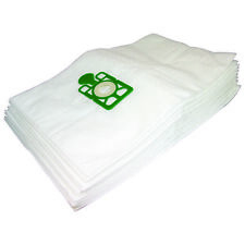 10 Large Microfibre Vacuum Hoover Dust Bags For Numatic 3BH NVD750 NVDQ572
