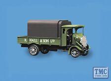 5135 Modelscene OO Gauge Thornycroft PB 4 T Lorry Hall & Sons Livery