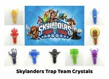 Skylanders Trap Team - Traptanium Crystal Traps - COMPLETE YOUR COLLECTION