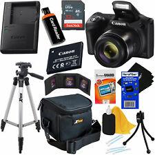 Canon Powershot SX420 IS 20MP 42x Zoom Digital Camera,Wi-Fi & NFC+11pc 32 GB Kit