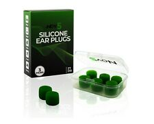 Ear Plugs Soft Silicone Noise Cancelling For Sleeping Work Study Concerts UK