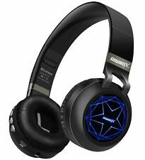 Riwbox wt-8s Bluetooth Kopfhörer, LED Leuchten Wireless Kopfhörer Over Ear