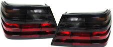 Rückleuchten rot schwarz für Mercedes W124 85-93