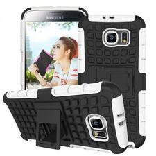 Schutzhülle Cover Zubehör Weiß für Samsung Galaxy S6 G920 G920F Tasche Schutz