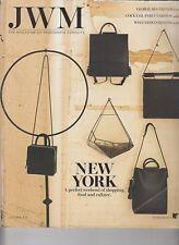 JWM New York Volum 4:4 2014 Magazine of Passionate Pursuits Fashion/Style/Trends
