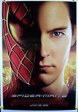 Spiderman 2 2004 Original Movie Poster 27x40 Rolled, Double-Sided, Glossy
