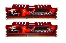 16GB G.Skill DDR3 PC3-14900 RipjawsX Series for Intel Z77/Z68/P67 CL10 Dual Kit