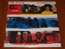 THE POLICE SYNCHRONICITY LP *RARE* EU PRESS VINYL 180g BTB REMASTERED 2008 New