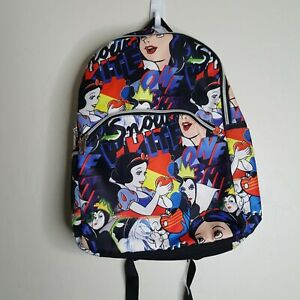 Disney Princess Snow White All Over Print Backpack