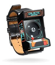 Galactic Defense Classic Retro Arcade Video Game Watch NEW