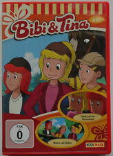 Bibi und Tina DVD  Spuk auf der Ferieninsel / Nadja und Nafari Spieldauer