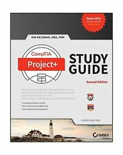 CompTIA Project+ Study Guide: Exam PK0-004 Free Shipping