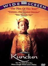 Kundun (DVD, 1986, Widescreen) region 1