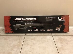 Umarex AIRSABER PCP Air Archery Arrow AIRGUN w/ SCOPE 450fps/  3 Arrows 2252660