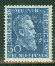 GERMANY #686 30pf blue, og, NH, VF, Scott $72.50