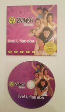 Zumba Fitness Live! & Flat Abs DVD PAL