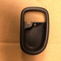 99-05 MIATA MX-5 Driver LH left INNER DOOR HANDLE BEZEL TRIM CUP PANEL CAR