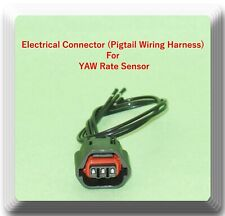 Electrical Connector YAW Rate Sensor YA119 Fits: Colorado Canyon I350 I370