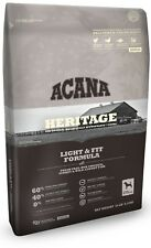 ACANA Heritage Light & Fit 13lbs