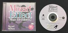 Wolfgang Amadeus Mozart The Mozart Effect: Music For Children Vol. 3 AUDIO CD