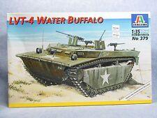 ITALERI Model Kit 379-scatola aperta-LVT-4 WATER BUFFALO-Scala 1:35