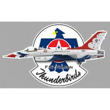 F16- FALCON THUNDERBIRDS Sticker vinyle laminé
